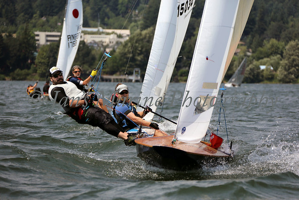 2014 CGOD – Columbia Gorge One Design Regatta
