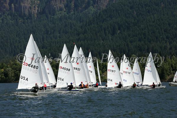 Laser Masters North American Championship 2014